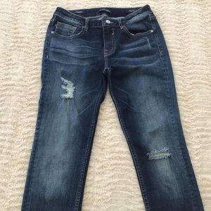 Vigoss Distressed Jeans